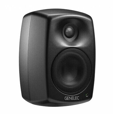 Genelec 4010A Studio Monitor Biamplified 2-way Quality Active Speaker, Finland