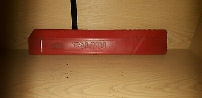 Vintage Talmo Warning triangle SAAB Volvo made in Finland