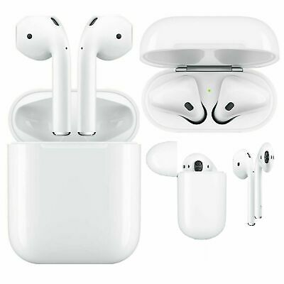 New Genuine Apple AirPods 2nd Gen Wired Charging Case (Latest Model)