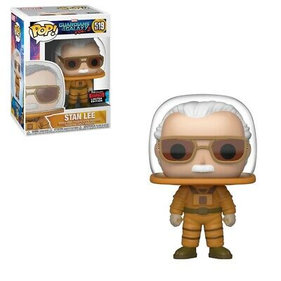 Funko Pop Marvel: Stan Lee Cameo - Astronaut - NYCC Fall Convention Exclusive