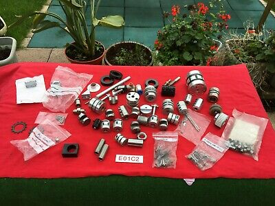 Joblot of NBK and other Coupling Double Flexible Coupling & some other parts