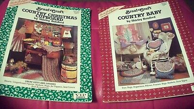 (NEW) Distlefink Designs - Braid craft Book's/ Shirley Botsford - U-PICK 1 FROM