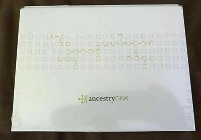 Ancestry DNA Genetic Testing Ethnicity Kit. Brand New in Box