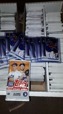 2019 Topps Update Series Baseball Cards You Pick UPick From List Lot US151-US300