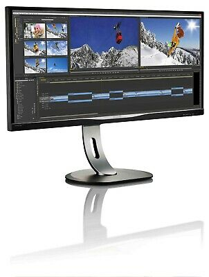 "Monitor Philips BDM3470UP 34"" ultrapanorámico 3440 x 1440"