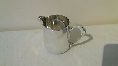 Silver Plated EPNS Milk /Cream Jug By JD & S. Hard Soldered 6 ozs