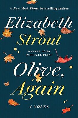 Olive, Again: A Novel by Elizabeth Strout Hardcover Family Saga Fiction NEW