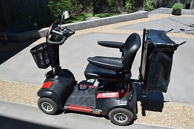 ENVOY MOBILITY ELECTRIC SCOOTER, 48klm range, 160KG weight capacity, heavy duty