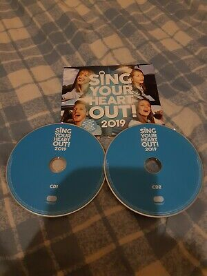 Various Artists - Sing Your Heart Out! 2019 (2 x CD 2019)