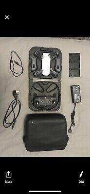 Dji Spark Fly More Combo Alpine White Drone & Portable Charging Station