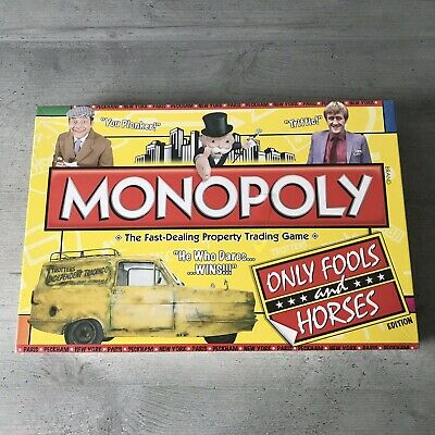 Only Fools and Horses Monopoly Brand New, Still Sealed, RARE!