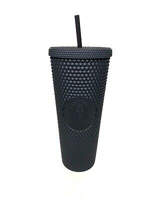 Starbucks Matte Black Studded Tumbler Cup Limited Edition Fall 2019