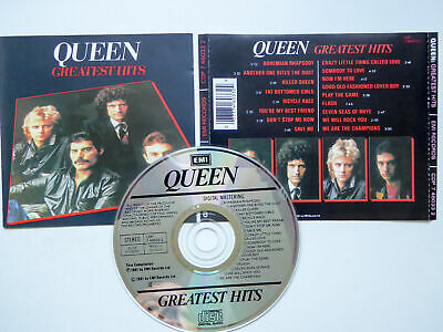 QUEEN <  Greatest Hits  > VG+ (CD)
