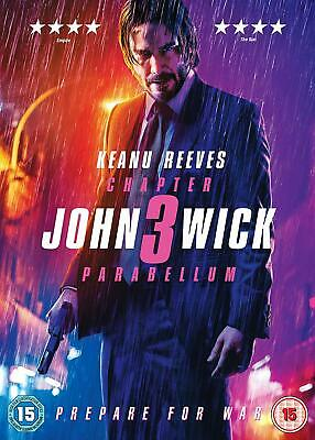 John Wick: Chapter 3 - Parabellum [2019] NEW DVD