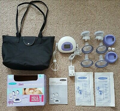 Lansinoh 2 In 1 Electric Breast Pump Very Good Condition