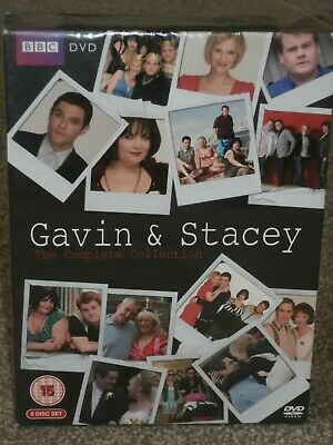 Gavin & Stacey DVDs The Complete Collection-Series 1, 2, 3 + Christmas Special