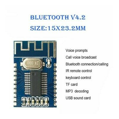 Bluetooth 5.0 Audio Receiver Module wireless bluetooth CALL Circuit board Stereo