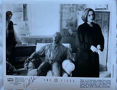 X-Files Kitsungari Autographed Photo