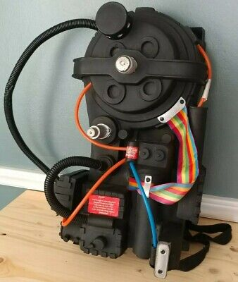 "Ghostbusters 19"" Proton Pack Replica Spirit of Halloween in need of repair"