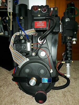 Ghostbusters Full Size Replica Proton Pack W/ Working Lights & Sound