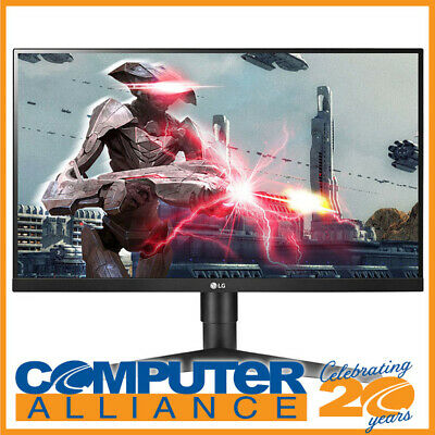 "27"" LG UltraGear 27GL650F-B FHD 144Hz Monitor with FreeSync"