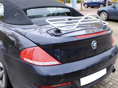 BMW 6 Series E64 Convertible Luggage Rack Boot rack ; No Clamps No Damage