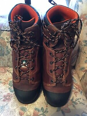 Men's Timberland Steel Toe Safetyboots Workboots Size 15