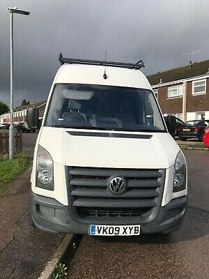 VW Crafter 2009 MWB spare or repair