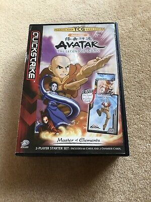 Avatar The Legend Of Aang  Master Of Elements Starter P
