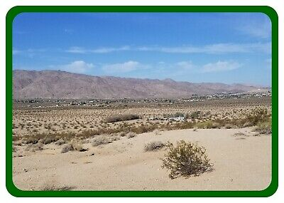 Amazing 2.5 Acres~Hilltop Property In City Of 29 Palms California~$175 A Month