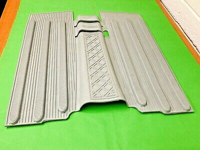 Lambretta Ld 125 / 150 Grey Casa Lambretta Floor Mat Fits Innocenti And Eibar Ld