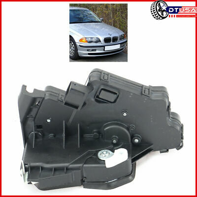 Front Left Integrated Door Lock Actuator Latch Motor For Bmw E46 325i 330i 01 06 Ushirika Coop
