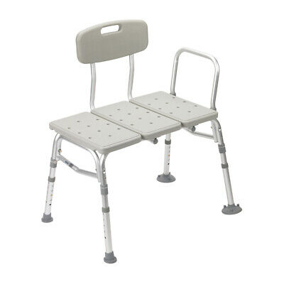 Drive Medical RTL12031KDR Three Piece Transfer Bench