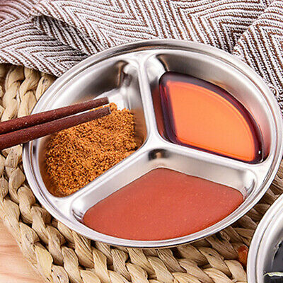 Thickened Multi-flavoured Seasoning Sauce Dishes Food Dipping Bowls Snack Plates