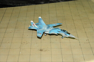 1/200th scale Sukhoi SU-47 'What if' Berkut finished collectors model