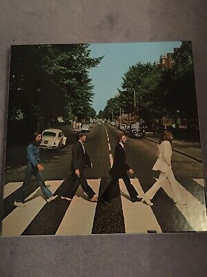 The Beatles - Abbey Road - 50th Anniversary 3LP Vinyl Box