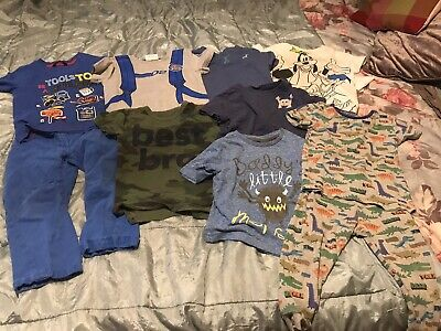 Gorgeous Mixed Bundle Of Boys Clothes 2-3yrs Ace