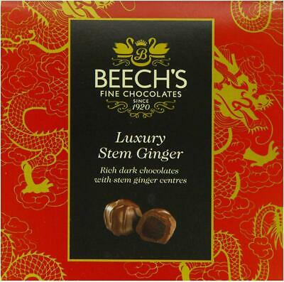 Beech's Dark Chocolate Ginger 100 g