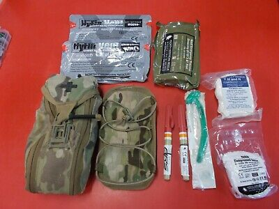 North American Rescue Rig Series Eagle Ifak Advanced Kit / Color Is Coyote