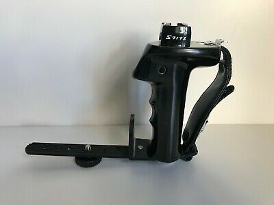 Stitz adjustable handgrip flash/camera holder and cable