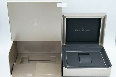 Jaeger LeCoultre Watch BOX ONLY with Documents #001
