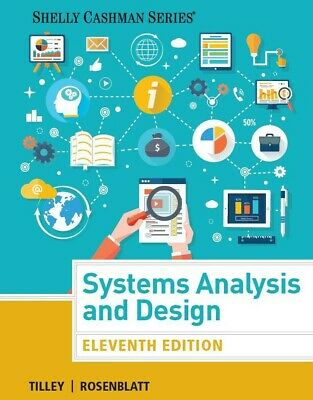 [PDF] Systems Analysis and Design (Shelly Cashman Series) 11th Edition eBook