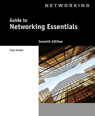 [PDF] Guide to Networking Essentials 7th Edition by Greg Tomsho eBook