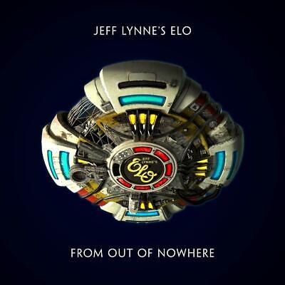 From Out of Nowhere Jeff Lynne's ELO CD NEW FREE SHIPPING preorder