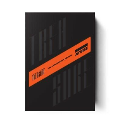 ATEEZ [TREASURE EP.FIN:All To Action] 1st Anniversary Edition Album Sealed K-POP