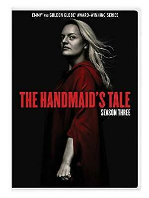 The Handmaid's Tale Season 3 DVD Free Shipping PreOrder release 11/19