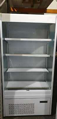 Upright Chiller Multi deck White