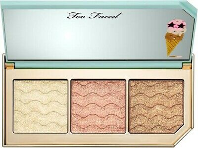 Too Faced Tutti Frutti Triple Scoop Hyper Reflective Highlighting Palette