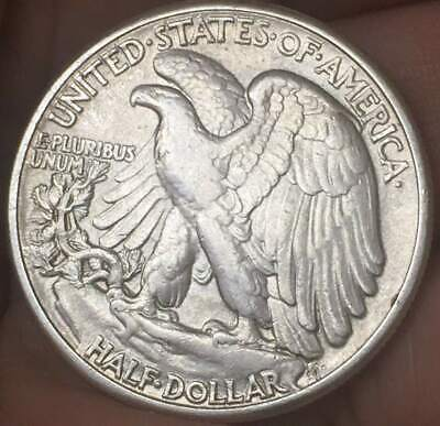 1941 P WALKING LIBERTY HALF DOLLAR 90% SILVER ***aUNC*** COIN U GRADE IT
