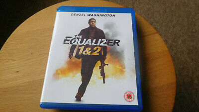 The Equalizer 1&2 [2018 Blu-ray]